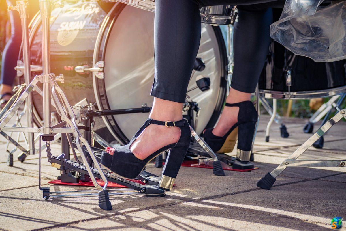 Vill du spela trummor i band?